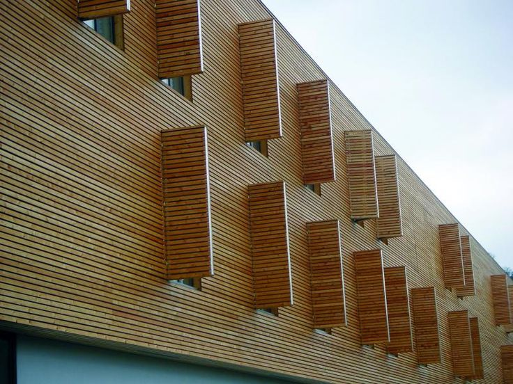 51 Best Images About Wood Facade On Pinterest