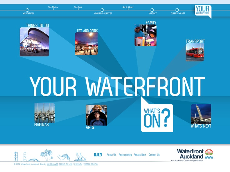 Top 10 Kentico Websites for July 2012 http://devnet.kentico.com/Blogs/Lenka-Navratilova/August-2012/Top-10-Kentico-Websites-for-July-2012.aspx Your Waterfront  Implemented by:  Kudos Web, New Zealand  Kentico Gold Partner