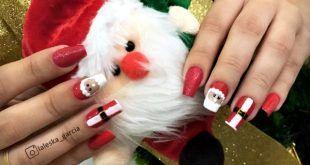 Unhas de natal – Desenhos, dicas e fotos