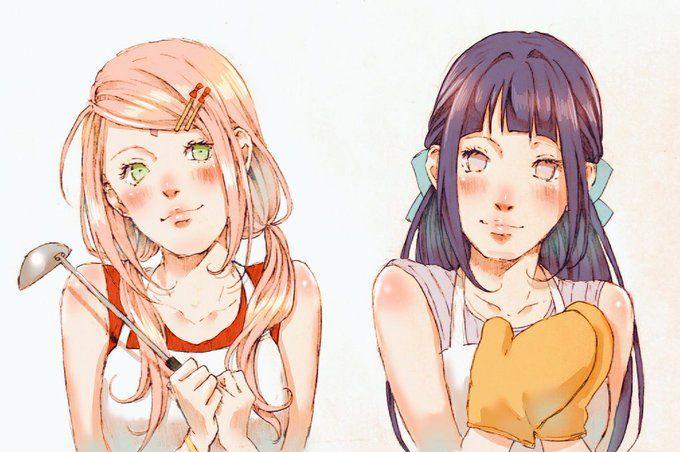 Sakura | Hinata