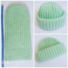 Как связать шапку в стиле такори (Takori)?