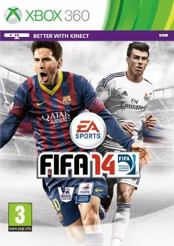 FIFA 14 (Xbox 360) by Electronic Arts, http://www.amazon.co.uk/dp/B00CECWJWE/ref=cm_sw_r_pi_dp_PXYvtb0K28CKH/278-2033783-0790512