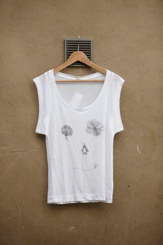 Ladies T-Shirt by Mercedes Baliarda - love her work!