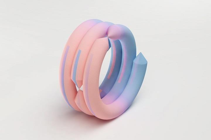 Maiko Gubler - pointy circle