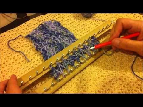 Cómo tejer: Aumentos y disminuciones en telar rectangular y 14 tutos más