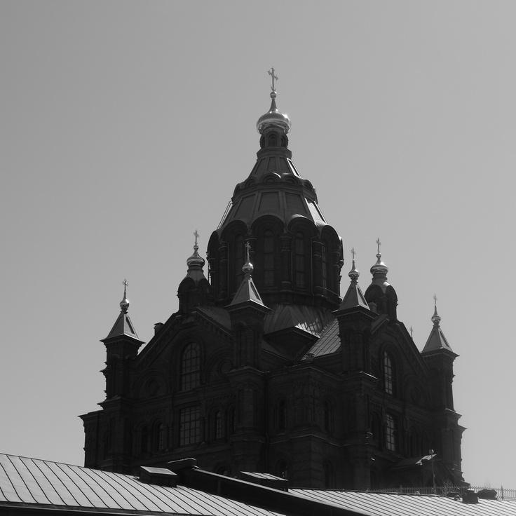 Cathédrale Ouspenski.