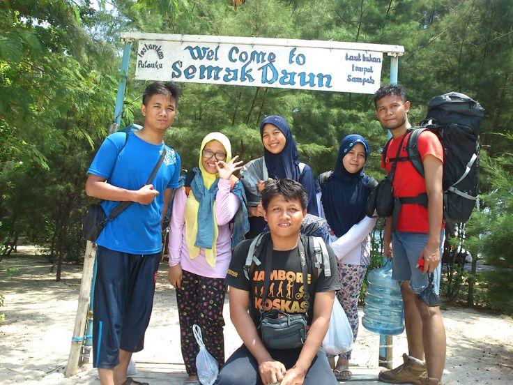 semak daun island, jakarta indonesia