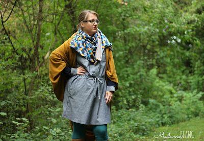 Madame Blanc: Herbst Blogtour - Mein Herbstoutfit
