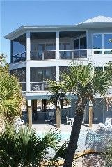 North Captiva Island House Rental New Luxury Home Pvt