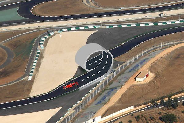 F1 Circuit Zandvoort Krijgt Looping Grand Prix Circuit Formule 1