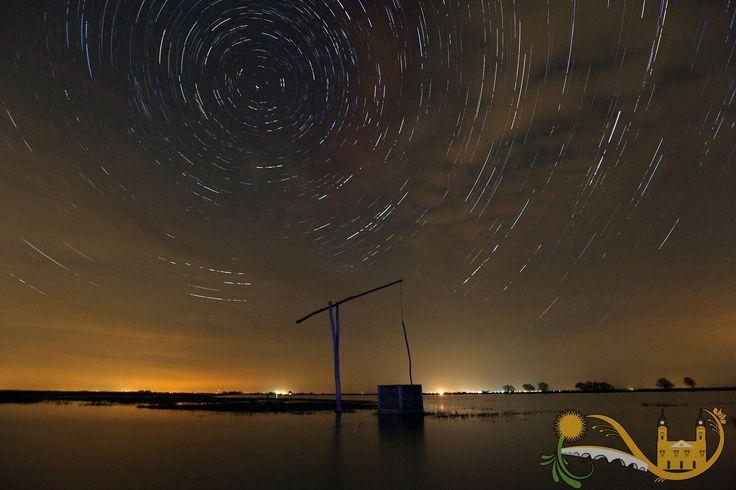 Hortobagy - Starry sky