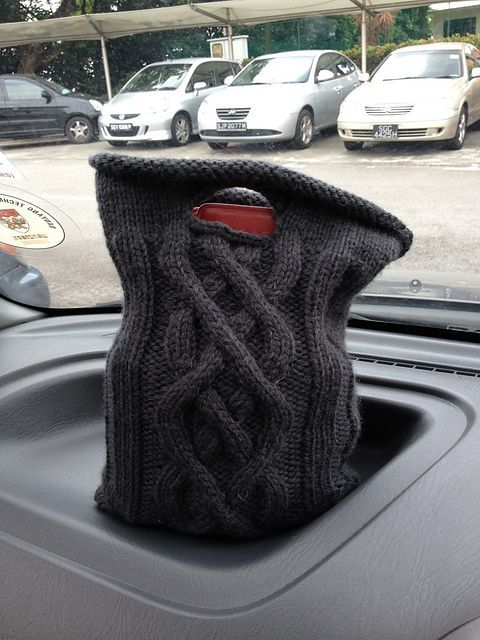 Knitting Pattern for Aran Cable Tote Bag FREE PATTERN ♥4300 FREE patterns to knit ♥