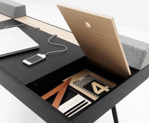 Cupertino is a minimalist design created by Denmark-based designer BoConcept. Via @Leibal