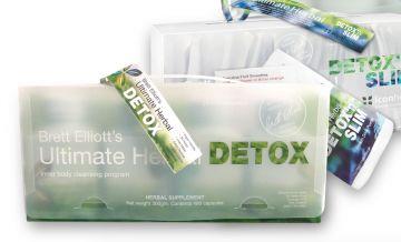 Ultimate Herbal Detox & 2 BodiTune packs makes the 1 month steady detox program