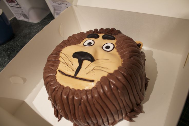 Chocolate Lion Cake by The Vanilla Store To request a quote please email us at info@thevanillastore.com.au
