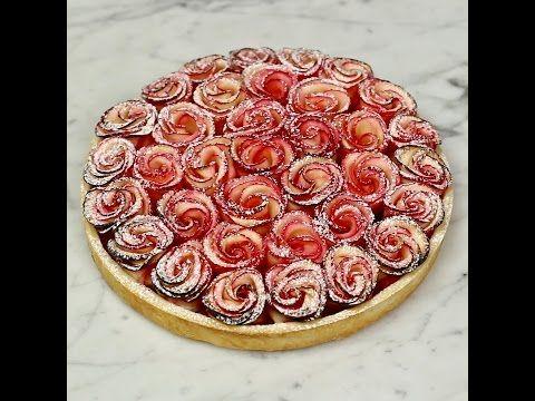 Tarte Bouquet De Rose - YouTube