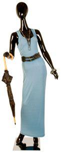 One of our fibreglass female mannequins #shopforshops #mannequins #mannequinsandbodyforms #blackgloss #female #vm #visualmerchandising #fashion #fashiondisplays