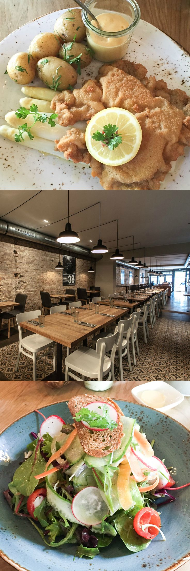Kulinarisches Highlight auf der Oranienburger Straße: feinste deutsche Küche im Restaurant Acht&Dreißig | creme guides