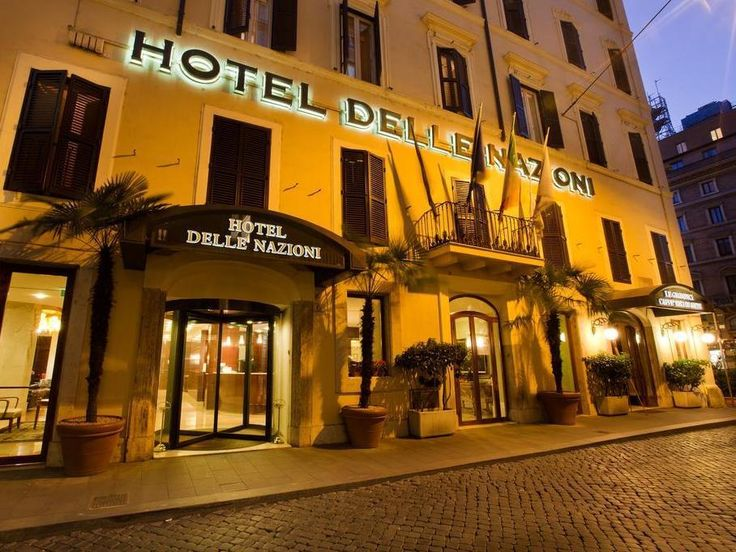 Rome Delle Nazioni Hotel Italy, Europe Set in a prime location of Rome, Delle Nazioni Hotel puts everything the city has to offer just outside your doorstep. The hotel has everything you need for a comfortable stay. Free Wi-Fi in all rooms, wheelchair accessible, 24-hour front desk, facilities for disabled guests, luggage storage are on the list of things guests can enjoy. Television LCD/plasma screen, internet access – wireless, internet access – wireless (complimentary), non...