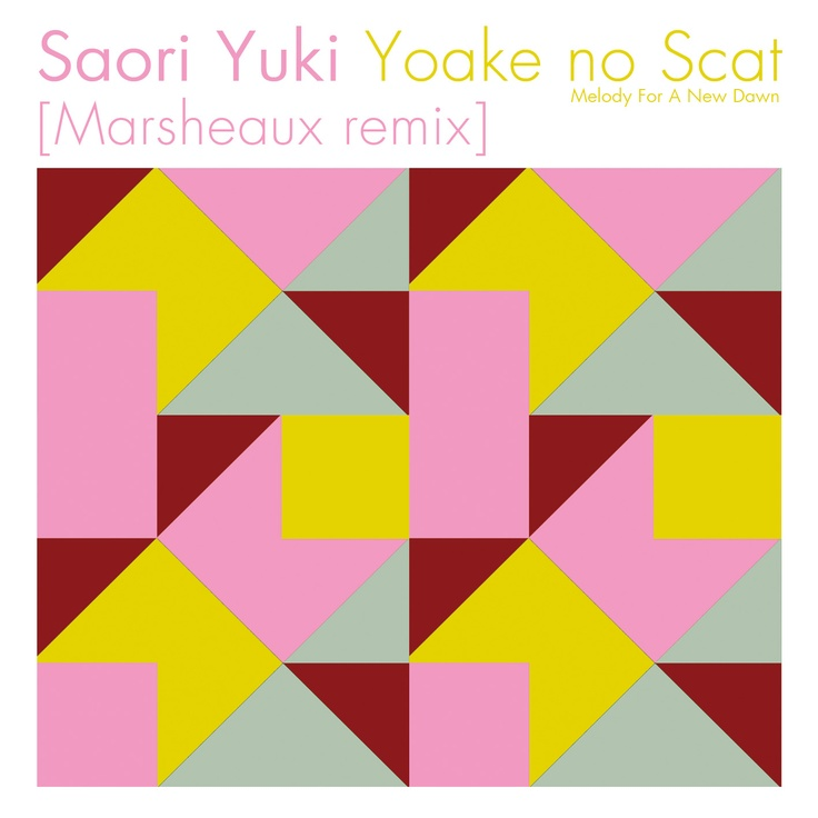 Saori Yuki (Marsheaux Remix) Cover