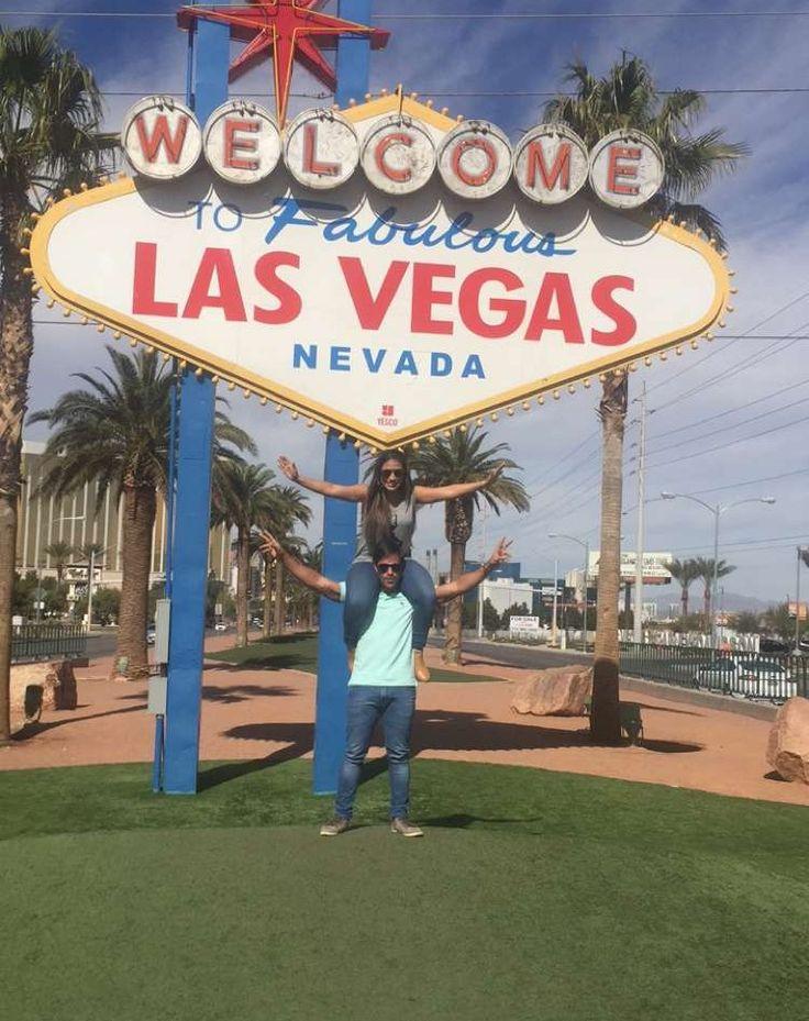 Forró - Simone Mendes curte férias com marido em Las Vegas; confira vídeo