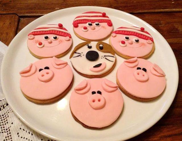 Μπισκότα με ζαχαρόπαστα ! Τα παιδάκια θα ξετρελαθούν !!! ~ ΜΑΓΕΙΡΙΚΗ ΚΑΙ ΣΥΝΤΑΓΕΣ