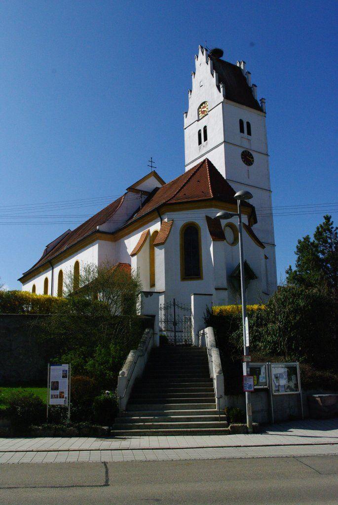 Elchingen-Unterelchingen (Neu-Ulm) BY DE