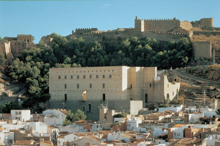 Roman Theatre in Sagunto | Giorgio Grassi - Google Search