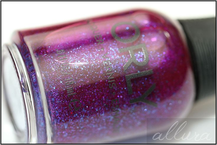 "ORLY Nail Polish in ""Purple Poodle"""