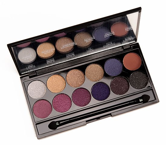 Sleek Makeup Vintage Romance Eyeshadow Palette