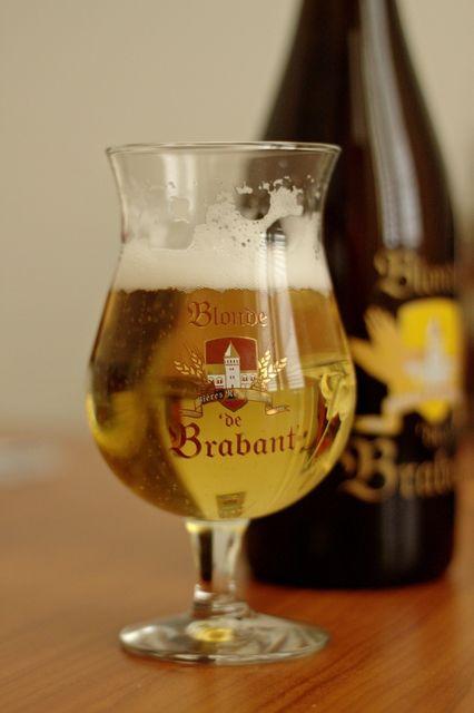 Bière Blonde de Brabant