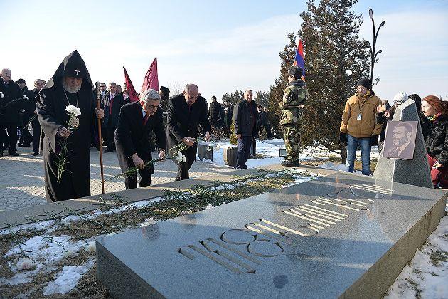 Armenia celebra el Día del Ejército | Soy Armenio - Noticias de Armenia y del Cáucaso