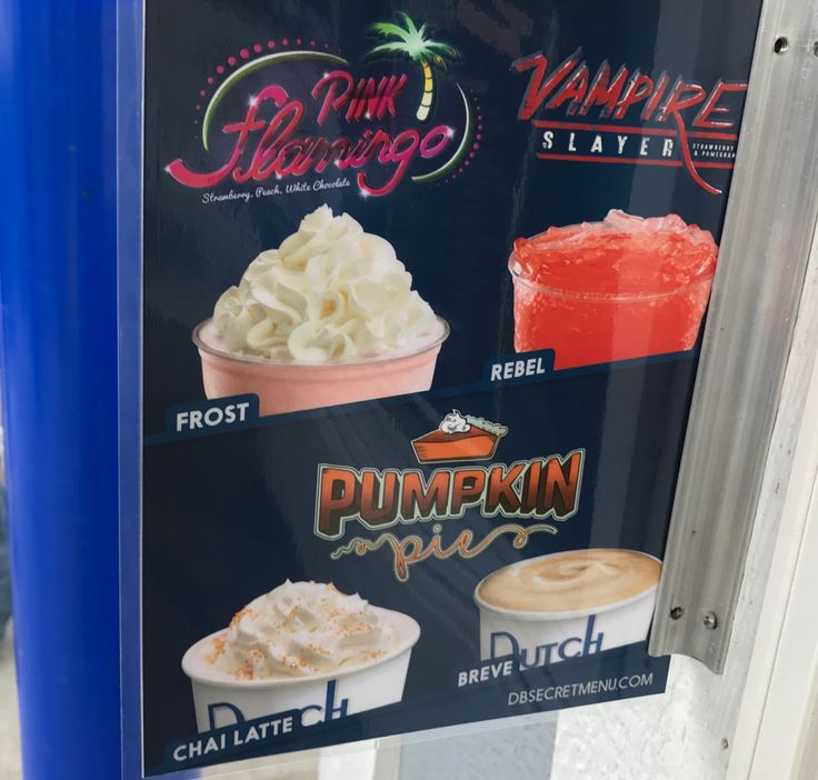 17 Best Images About Dutch Bros Hits On Pinterest