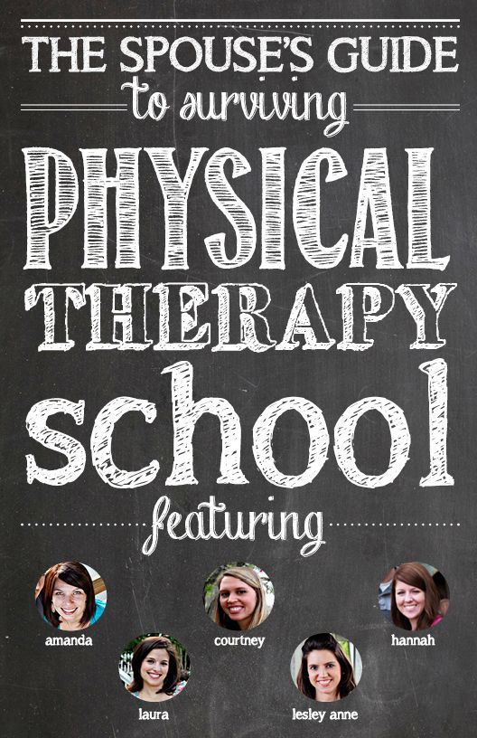 Front Porch Sittin' with the Fentons: The Spouse's Guide to Surviving Physical Therapy School