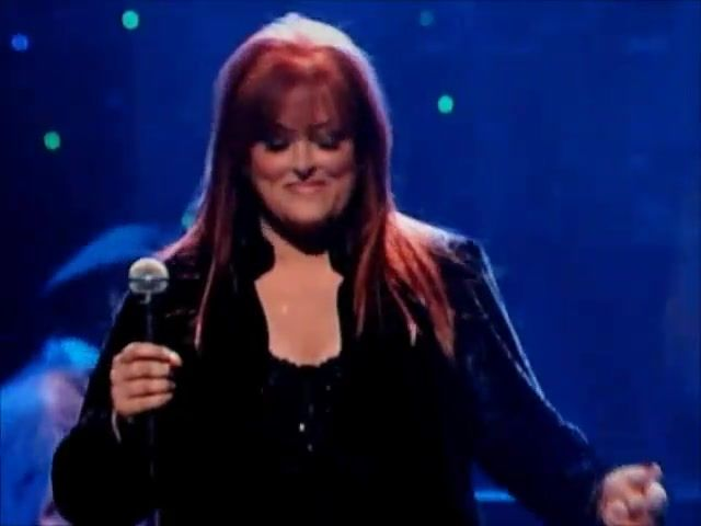 """This will give you chills!  Wynonna & friends sing the Gospel Classic People Get Ready - """"People get ready  there's a train a-coming, You don't need no baggage, you just get on board.  All you need is faith to hear the diesels humming, don't need no ticket, you just thank the Lord."""""""