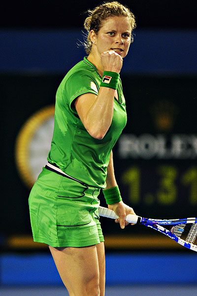 Tennis will miss you Kim Clijsters