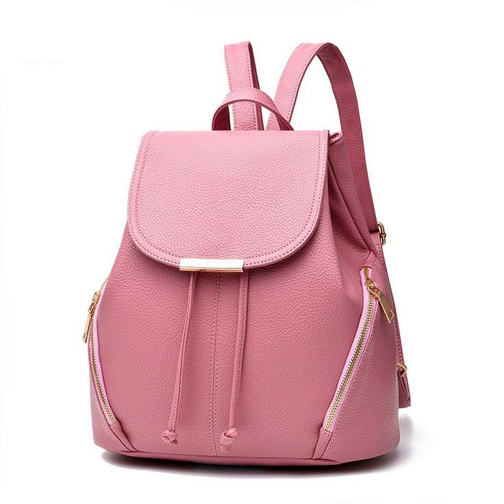 Statement Bag - Rosey Pink by VIDA VIDA kNWQEO