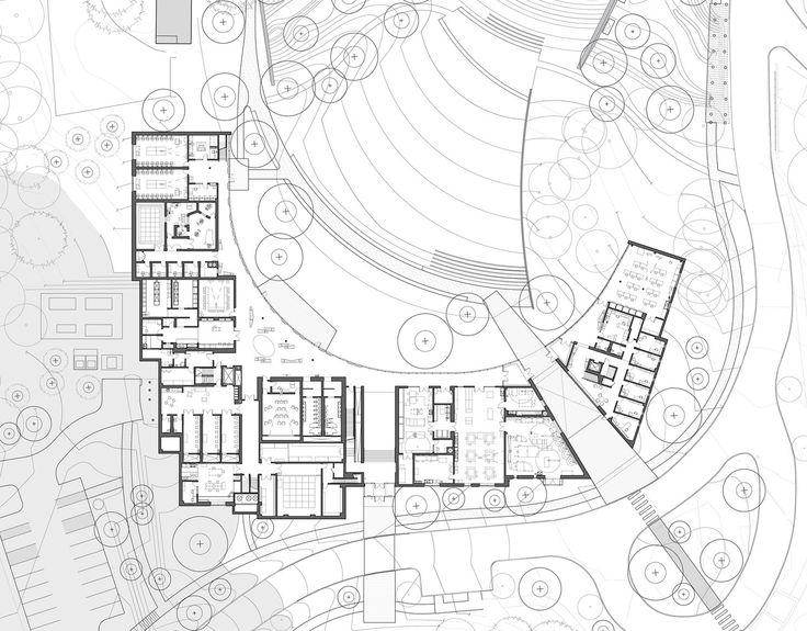 Gallery của Trung tâm Kennedy cho Nhà hát và Nghệ thuật Studio / Machado và Silvetti Associates - 16