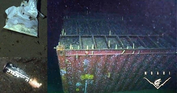 Researchers study 18,000 hours of deep sea footage, find ocean seafloor is covered in trash