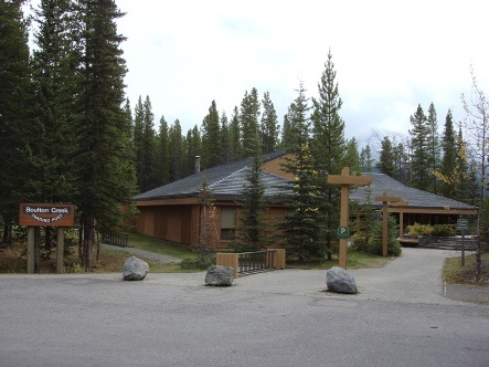 Boulton Creek Campground in Kananaskis Country. A childhood favorite, will be introducing my family to it Summer 2012