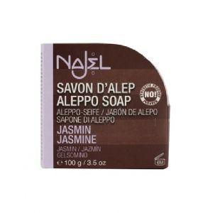 Mydło Aleppo Jaśminowe 100g