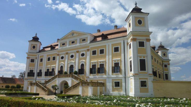 Zamek Milotice (castle) - Milotice, Czech Republic