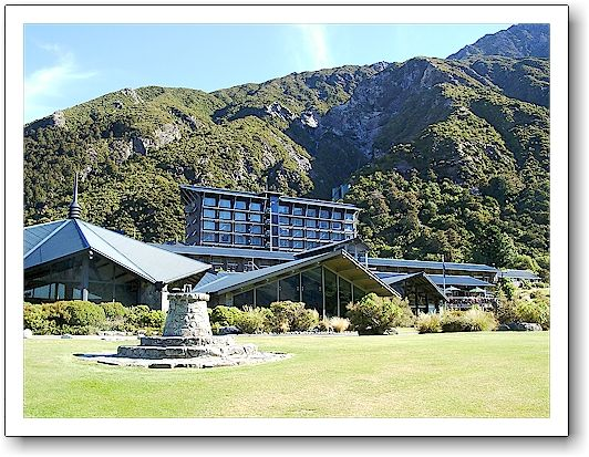 mount cook new zealand THE HERMITAGE | The Hermitage Hotel at Mt. Cook