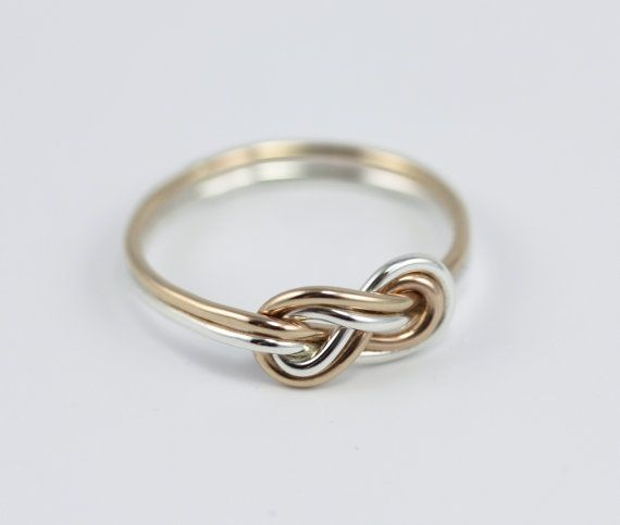 22 best double infinity ring images on Pinterest