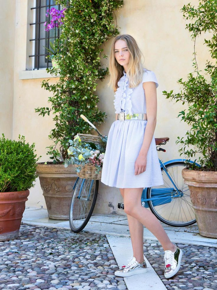 Oh-so-chic • Blugirl Spring Summer 2018 Main Collection