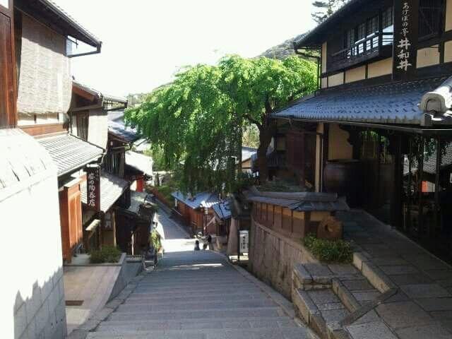 Ninenzaka, Kyoto #二年坂