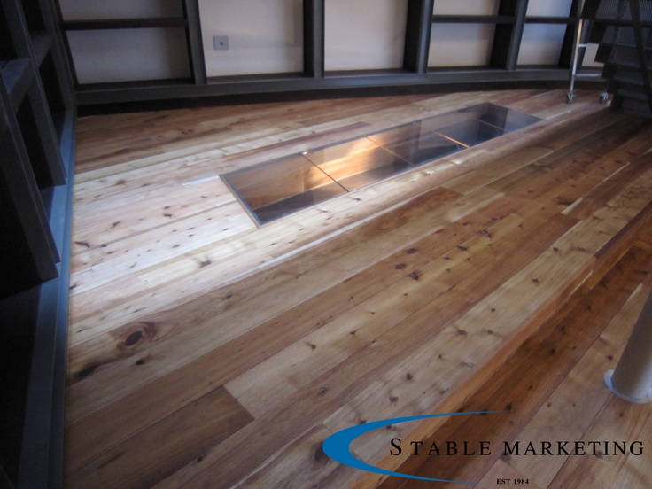 Solid Oiled Black Wood Floor Cape Town Cbd
