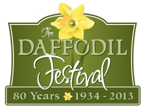 Daffodil Festival - Royalty Gala - Courtyard Marriot - Friday, April 12, 2013 at 7:00pm