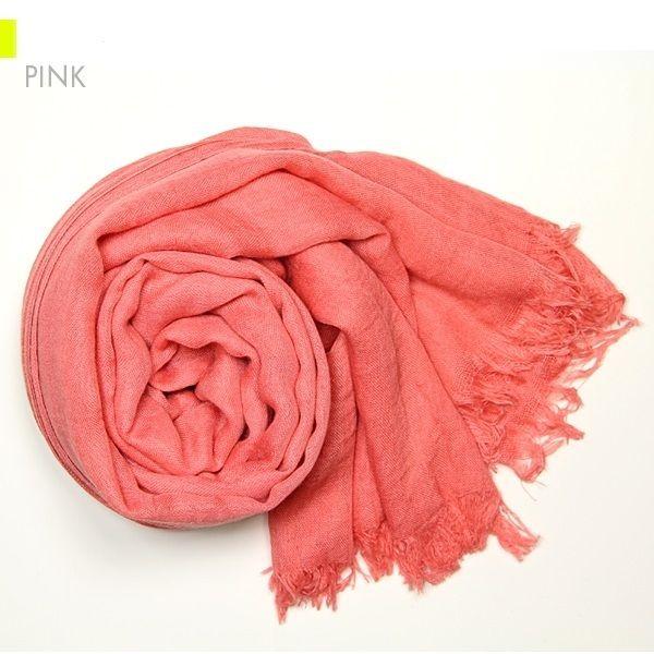 ClassyShoe.Com - 100%Cotton Long Scarf - Pink, $14.95 (http://www.classyshoe.com/100-cotton-long-scarf-pink/)