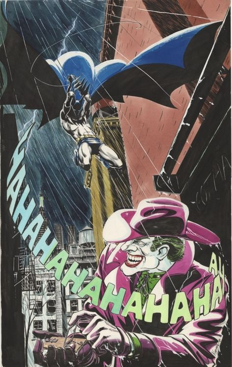 The Joker by Marshall Rogers.